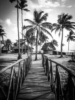 Фотообои Островная жизнь