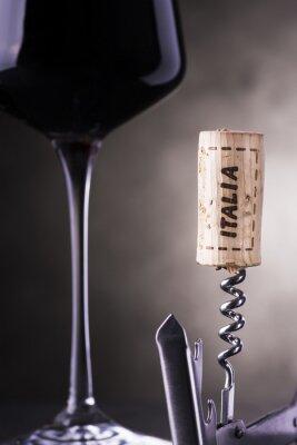 Фотообои итальянское вино