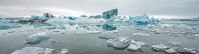 Фотообои Jokulsarlon, ледниковой лагуны, Исландия