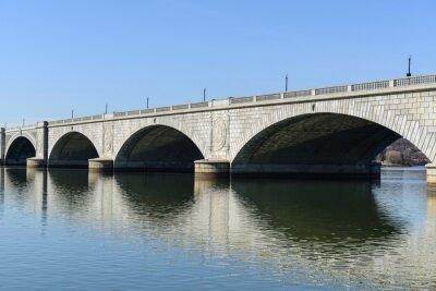 Фотообои Key Bridge в Вашингтоне