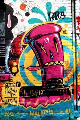 Фотообои Улица Л., Мельбурн