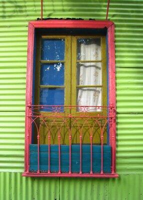 Фотообои Ла-Бока, Буэнос-Айрес