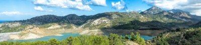 Фотообои панорама Lakeside