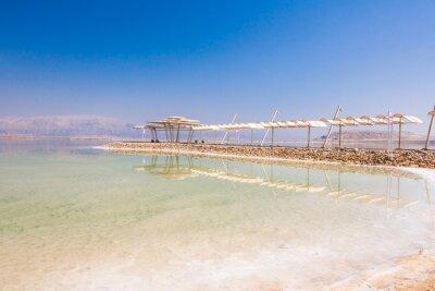 Фотообои Пейзаж побережье Мертвого моря