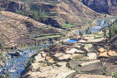Фотообои пейзаж в Андах. Перу.