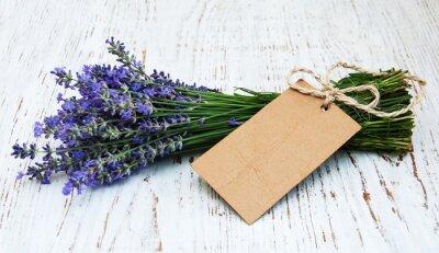 Фотообои цветы лаванды с тегом