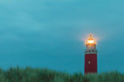 Фотообои Маяк на голландском острове Тексель