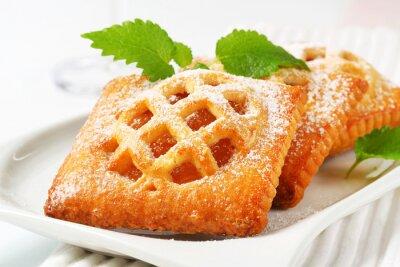 Фотообои Маленькие абрикосовые пирожки