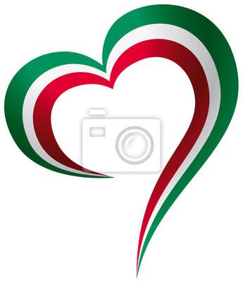 Сердце италия