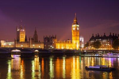 Фотообои Лондон ночью