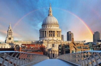 Фотообои London - Cathedral St. Paiul, UK