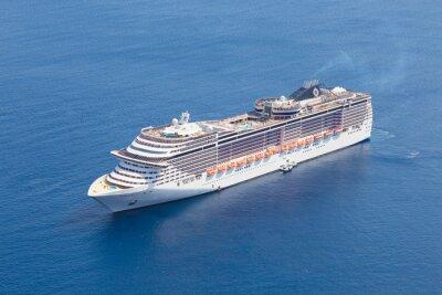 Фотообои Luxury cruise ship.