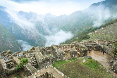 Фотообои Мачу-Пикчу, в список Всемирного наследия ЮНЕСКО