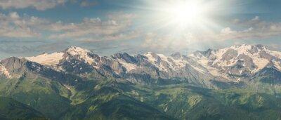 Фотообои Величественные горы