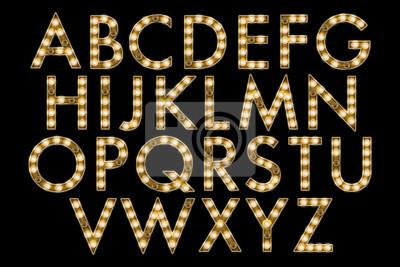 Фотообои шатер коллекция алфавита