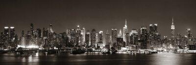 Фотообои Манхеттена горизонт