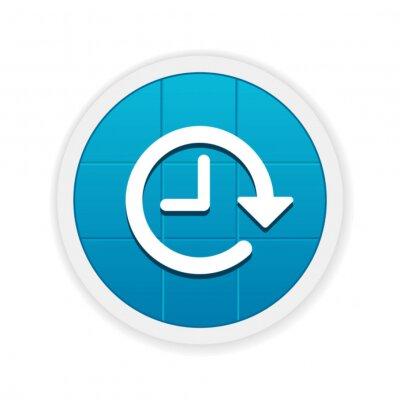 Фотообои Современный Кнопка App