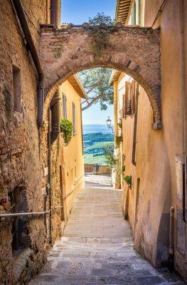 Фотообои Монтепульчано в Тоскане