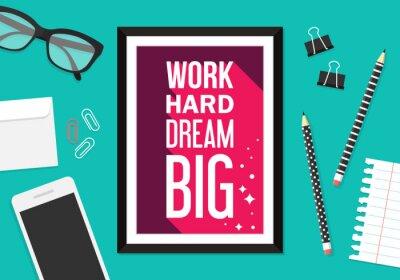 Фотообои Мотивация и вдохновение цитата: