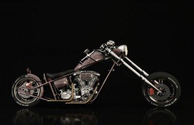 Фотообои модель мотоцикла