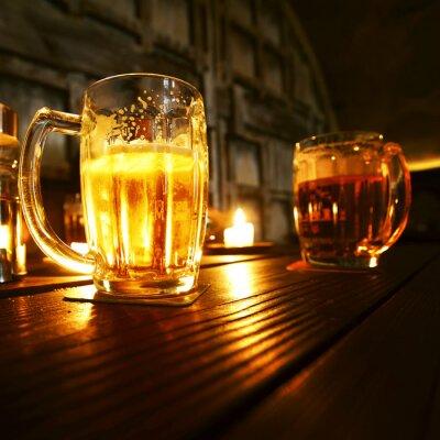 Фотообои Кружки пива