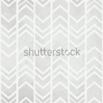 Фотообои Бесшовный акварельный фон с родовым икатом