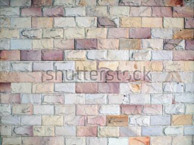 Фотообои Шаблоны на кирпичной стене
