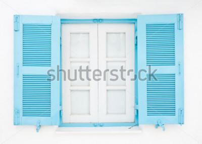 Фотообои Окна греческого стиля