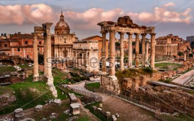 Фотообои Римский форум, Рим