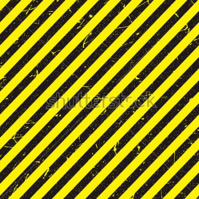 Фотообои линия желтого и черного цвета с текстурой.