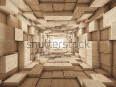 Фотообои конец туннеля