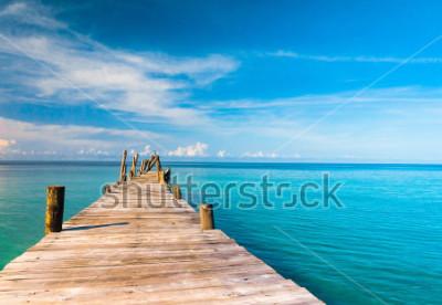 Фотообои Созерцая море, жить легко