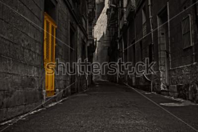 Фотообои The Yellow Door
