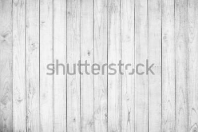 Фотообои White wood texture background