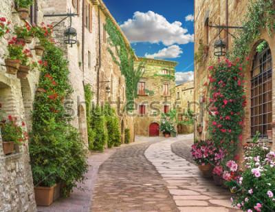 Фотообои Flolar, old Italy street