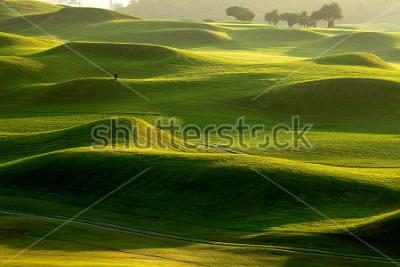 Фотообои golf place with nice green