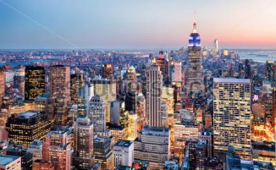 Фотообои New York City, USA