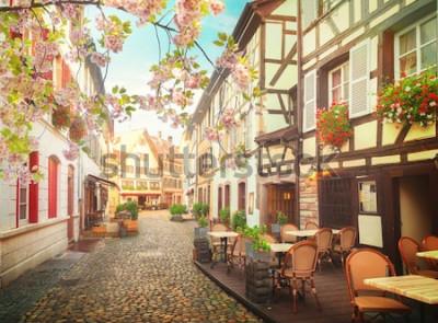 Фотообои Старый город Страсбург, Франция