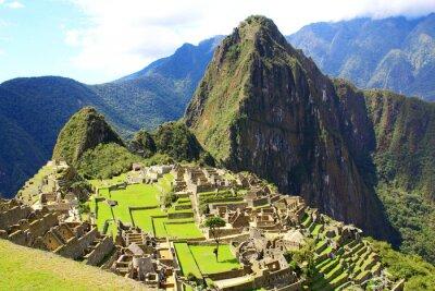 Фотообои Таинственный город Мачу-Пикчу, Перу.