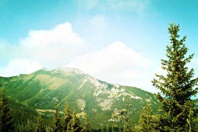 Фотообои Природа в горах.