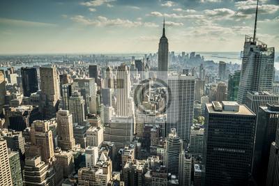 Фотообои Нью-Йорк в США