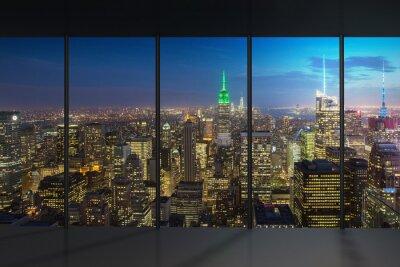 Фотообои Нью-Йорк Night View