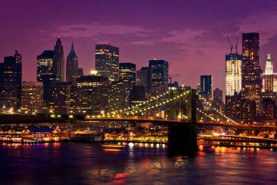 Фотообои Нью-Йорк Пон-де-Бруклин