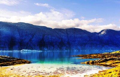 Фотообои Норвегия пейзажи