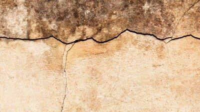 Фотообои Старый трещины фоне стены