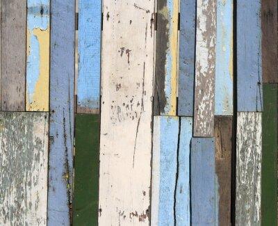 Фотообои Старый деревянный забор