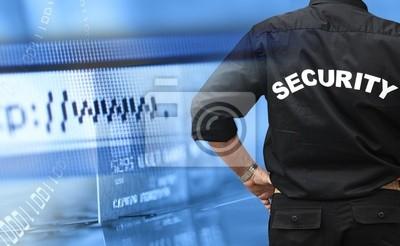 Фотообои Интернет концепция торгового безопасности