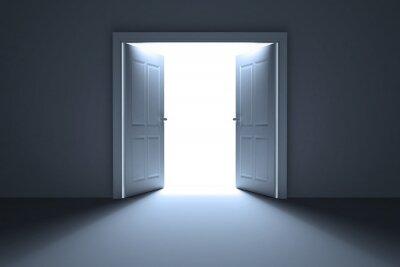 Фотообои Открытые двери