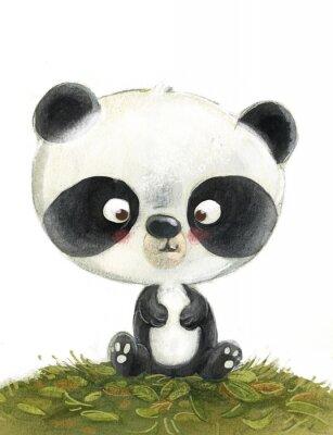 Фотообои ОСО панда pequeño
