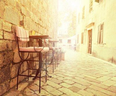Фотообои Летнее кафе